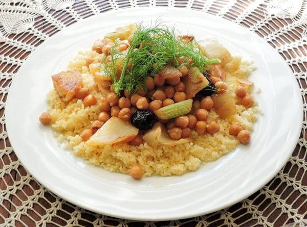 tunesisches Couscous