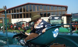 Resi  i hol di mit dem Traktor ab… Kindergeburtstag auf dem Bauernhof