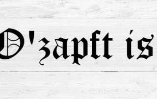 Oktoberfest - Ozapft is