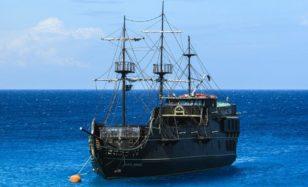 Wilde Piraten-Schatzsuche