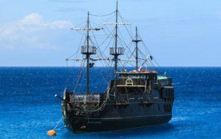 Piratenschiff Black Pearl