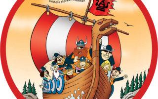 Wickie und die Wikinger Schiff