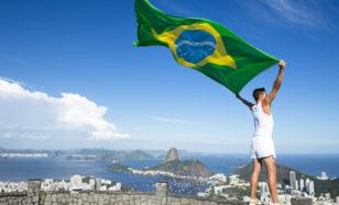 Der sportliche Gedanke zählt auch in Brasilien