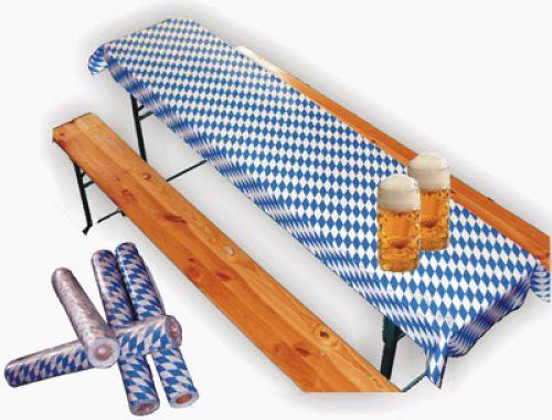 Oktoberfest Raute Tischrolle