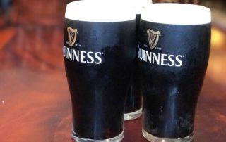 Guinness Biergläser