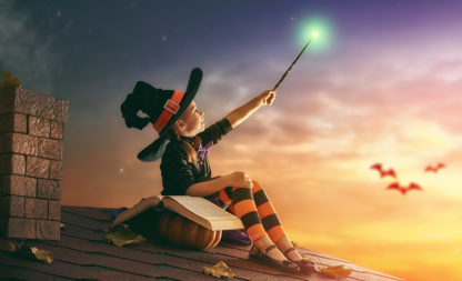 Hexenzauber für Zauberlehrlinge