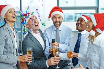 Betriebsweihnachtsfeier