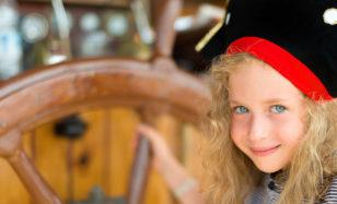 Urlaubsfahrt für Piraten