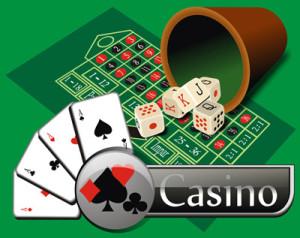 Casinoparty Tisch