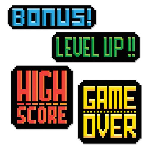 8-bit-action-zeichen-deko