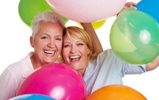 Ballons Geburtstag