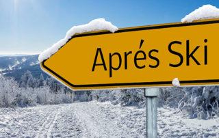 Apres Ski Wegweiser