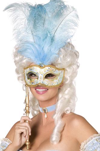 barock maske, fasching venedig maske, maskenball party