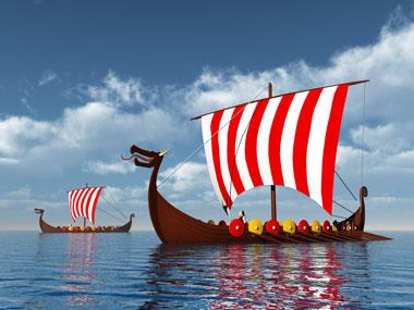 Walrossjagd in Thors Drachenboot