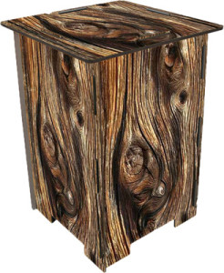 holz-hocker