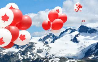 Kanada-Deko