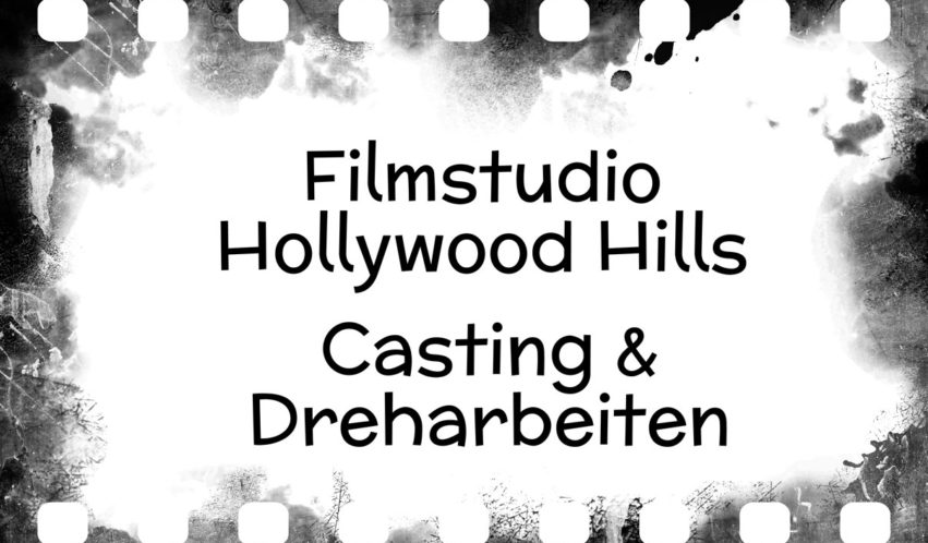 Casting in den Hollywood Hills