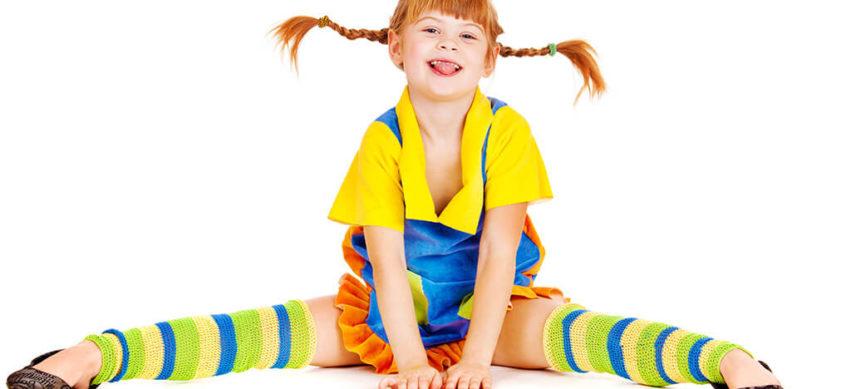 Pädagogik mit Pippi Langstrumpf