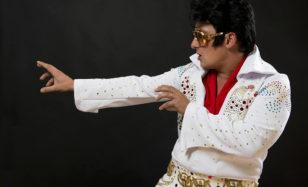 Pokern mit Elvis