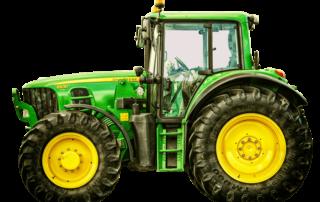 Bauernhofparty Traktor