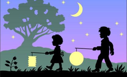 Nachtwanderung mit Gruselfaktor