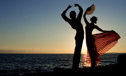 Flamenco  Gitanos und Tapas – feiern wie in Spanien