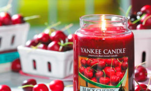 Yankee Candle in der Summer Lounge