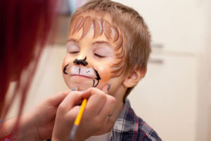 Kinderschminken - Ideen