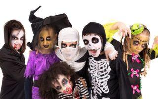 Halloween Verkleidungen