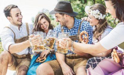 Oktoberfest für Daheimgebliebene