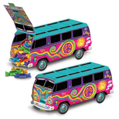 Hippie Party Ideen 60er