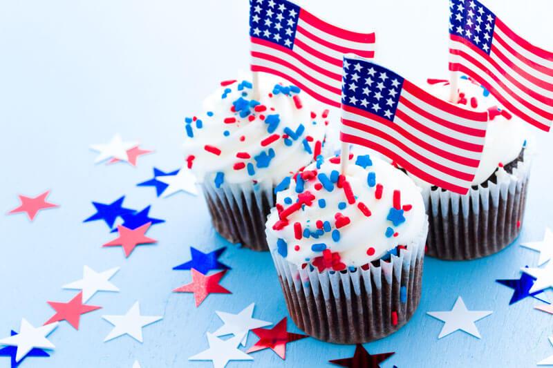 tolle Ideen für deine USA-Party