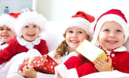Weihnachtsfeier in der Kita
