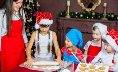 Mit Mehl & Milch & Weihnachsknilch zu leckeren Weihnachtsleckereien