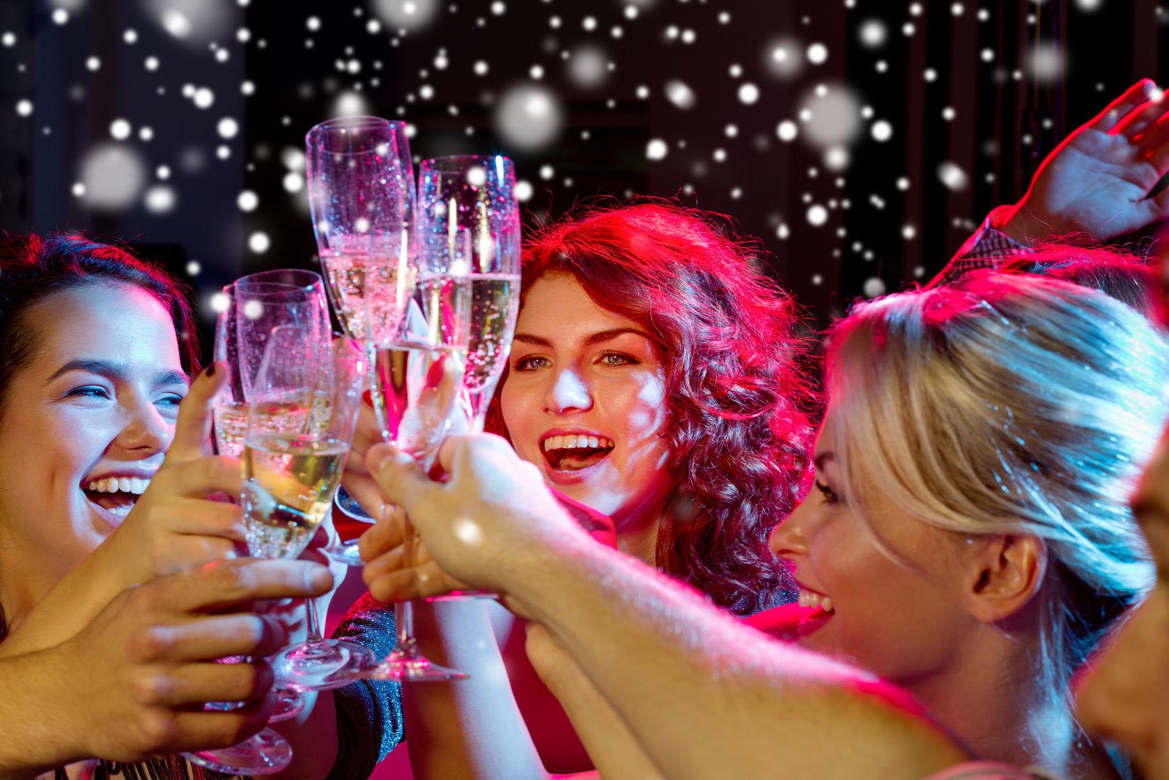 Silvesterparty - Laß es krachen! Wir haben Party-Ideen für DICH ...