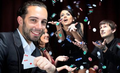 Casino-Party: stilvoll & elegant im Casino Royale – Wir geben Dir Tipps & Ideen!