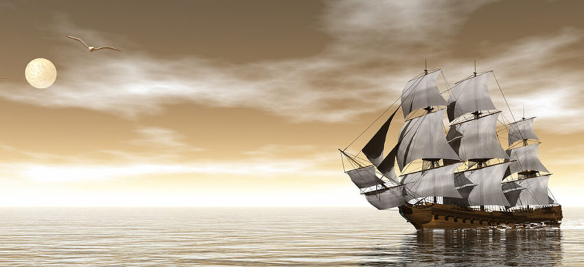 Piratenbräute entern die Wohnung! Piratengeburtstag