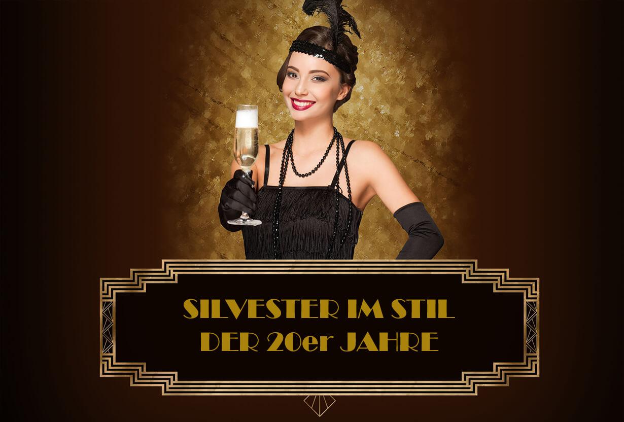 20er Jahre Mottoparty An Silvester Viel Glanz Und Glamour Fixe