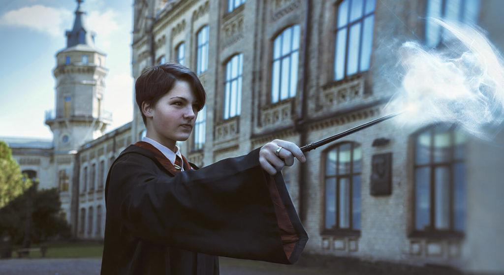 Zauberszab Harry Potter