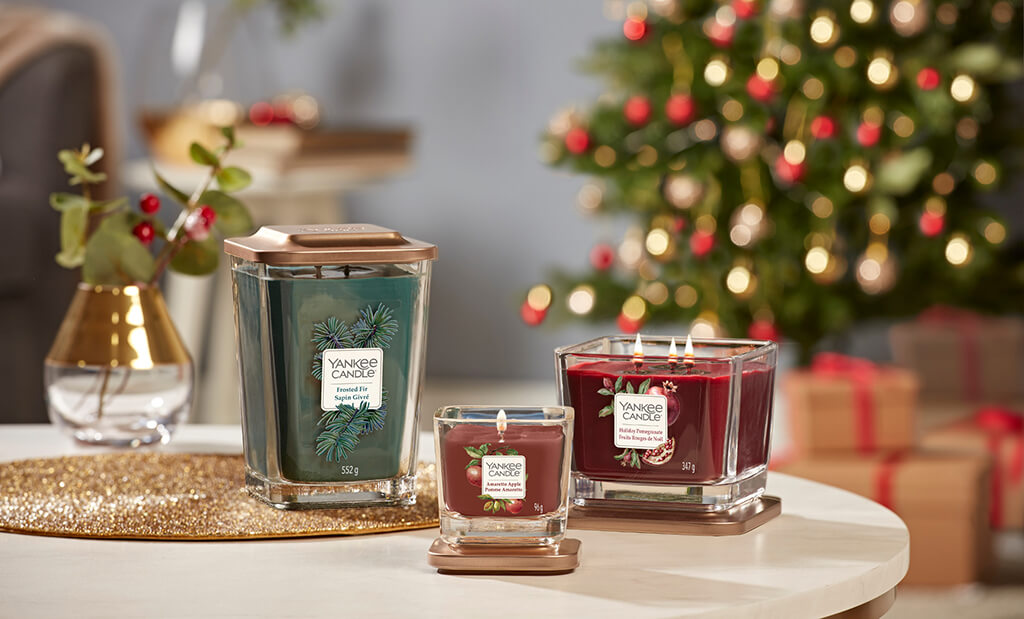 Christmas Elevation Yankee Candle