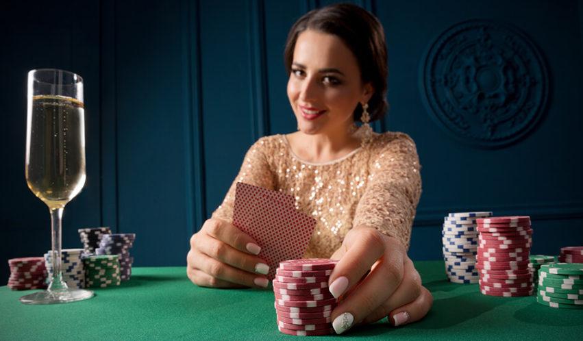 Vegas Feeling zum Jahreswechsel – deine Casino Party für absolutes Zockerglück!