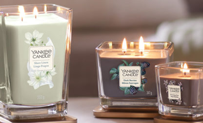 Die Elevation Collection von Yankee Candle