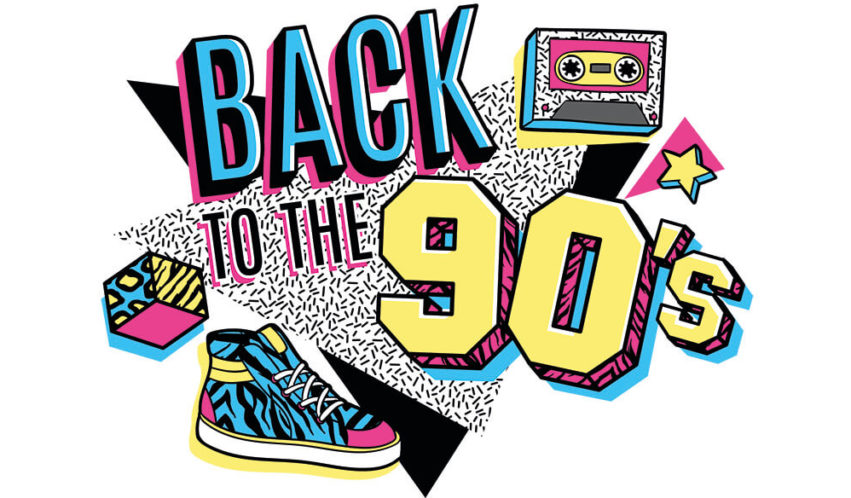 Die 90er Jahre live erleben – no Limits auf deiner 90er Party
