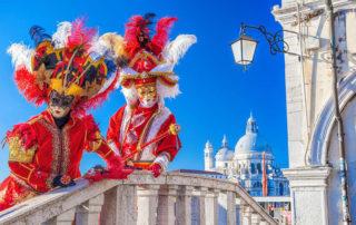 Carneval Venedig Party