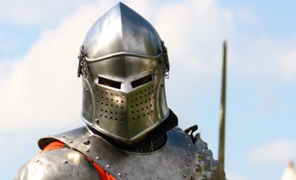 Hexen  Räuber und ritterliche Kämpfer – das Mittelalter ruft zur Ritterparty