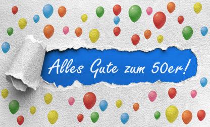 So feierst du deinen 50. Geburtstag – praktische Tipps