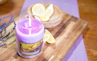 Yankee Candle Limone Lavendel