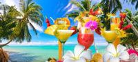 Cocktail Party exotische Früchte