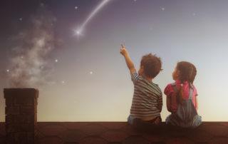 Astronauten Kindergeburtstag