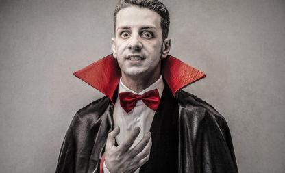 Graf Dracula bittet zum Tanz